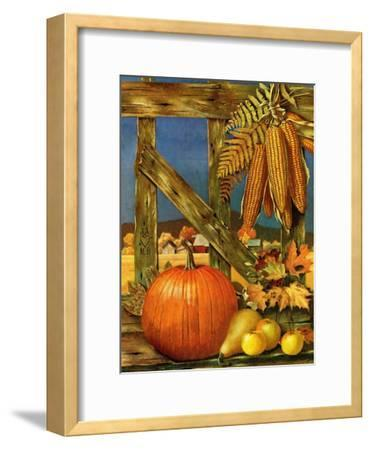 """""""Fall Harvest,"""" October 27, 1945"""