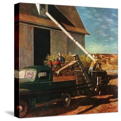 """Storing the Corn,"" November 6, 1948"