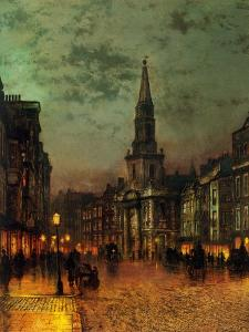 Blackman Street, 1885 by John Atkinson Grimshaw