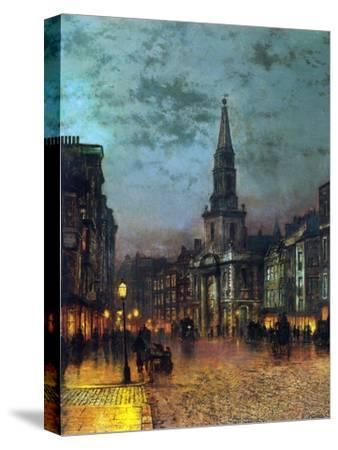 Blackman Street, London, 1885