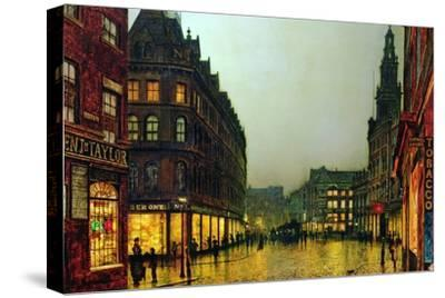 Boar Lane, Leeds, 1881