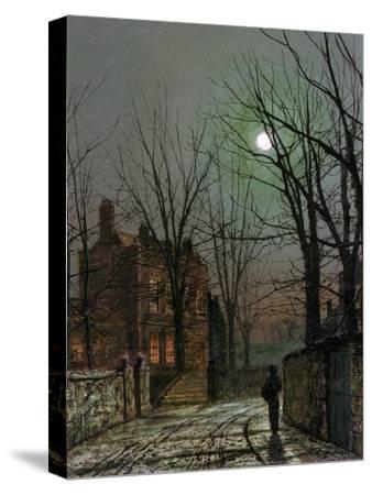 By the Light of the Moon, 1882
