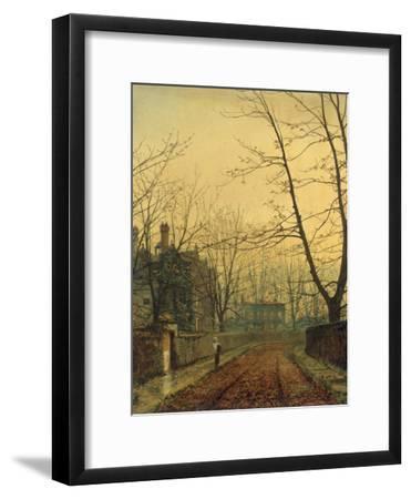 Hampstead - Autumn Gold, 1880