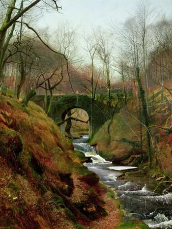 Beautiful John Atkinson Grimshaw Artwork For Sale Posters And