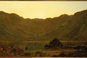 Mountain Solitude, 1885 by John Atkinson Grimshaw