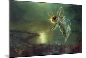 Spirit of the Night, 1879 by John Atkinson Grimshaw