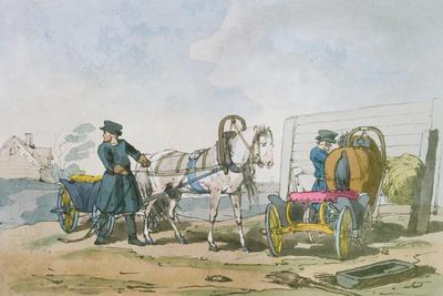 Droshka, 1803