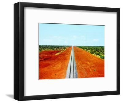 Alice Springs to Darwin Railway Line