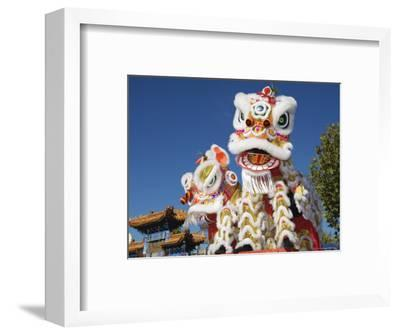 Head of Chinese Dragon Puppet