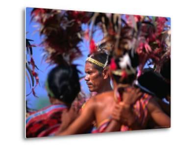 Performing of Timorese Dance, Dili, East Timor