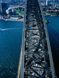 Sydney Harbour Bridge, Sydney Harbour National Park, Australia by John Banagan