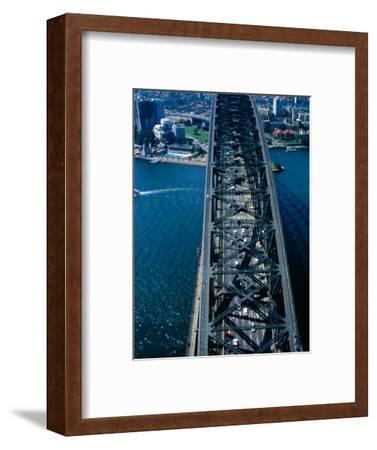 Sydney Harbour Bridge, Sydney Harbour National Park, Australia