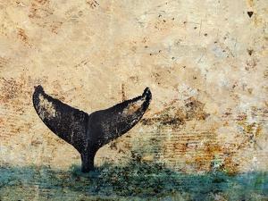 Hawaiian Whale Fluke 1.0 by John Baran