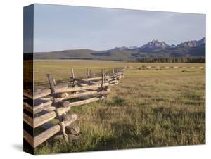 Idaho, Sawtooth National Recreation Area by John Barger