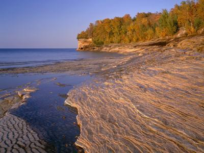 Michigan, Pictured Rocks National Lakeshore by John Barger