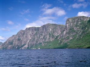 Newfoundland, Gros Morne National Park by John Barger
