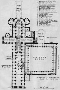 'Norwich Cathedral', c20th Century by John Bartholomew