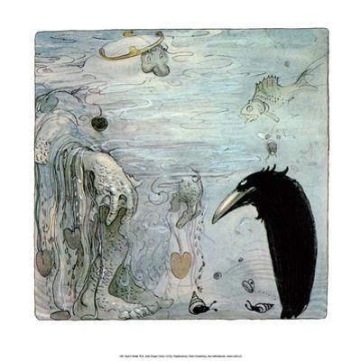 Water Troll by John Bauer