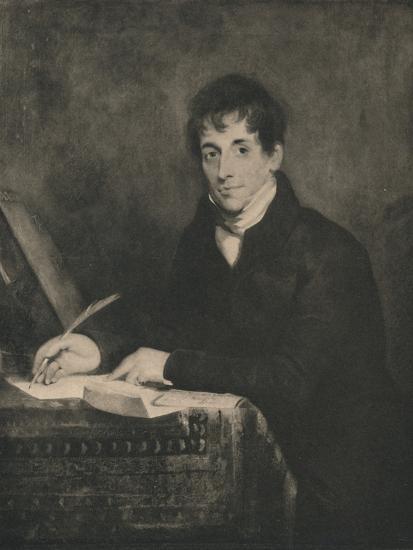 'John Bennett, Secretary of Lloyds 1804-1834', 1928-Unknown-Photographic Print