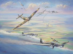 Battle of Britain by John Bradley