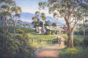 Early Days by John Bradley