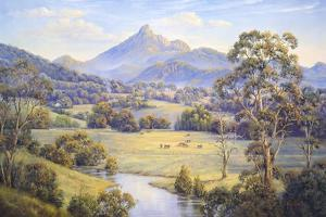 Mt. Warning by John Bradley