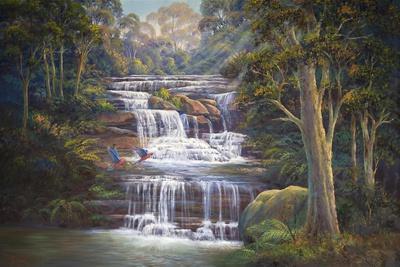 Queen's Cascades