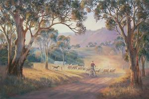 Rounding Up the Stragglers by John Bradley