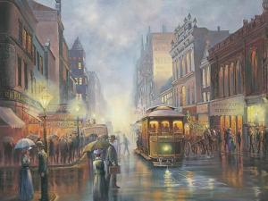 Sydney by Gaslight by John Bradley