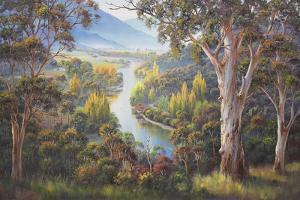 Tumut Atmospherics by John Bradley