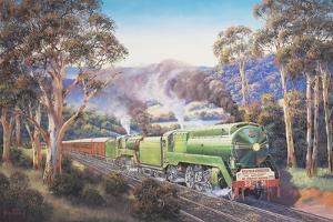 Western Endeavour by John Bradley