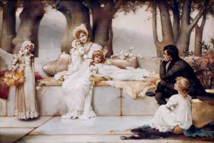 And They Lived Happily Ever After, 1894 by John Brett