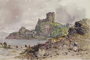 Donolly Castle, Scotland by John Brett