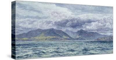 Isle of Arran, 7th August 1883