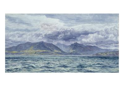 Isle of Arran, 7th August 1883