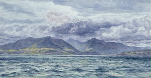Isle of Arran, 7th August 1883 by John Brett