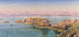 The Norman Archipelago, 1881 by John Brett