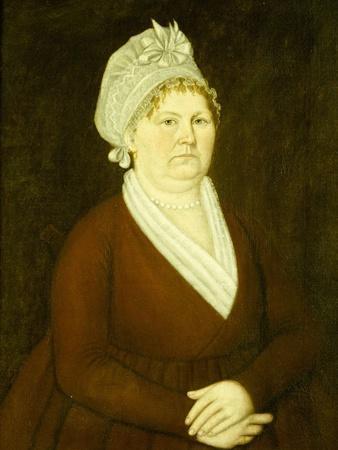 Hanna Voss, Kittery, Maine, circa 1795