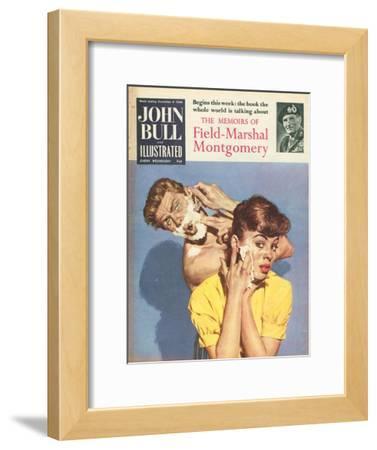 John Bull, Bathrooms Magazine, UK, 1958