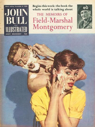 John Bull, Bathrooms Magazine, UK, 1958--Giclee Print