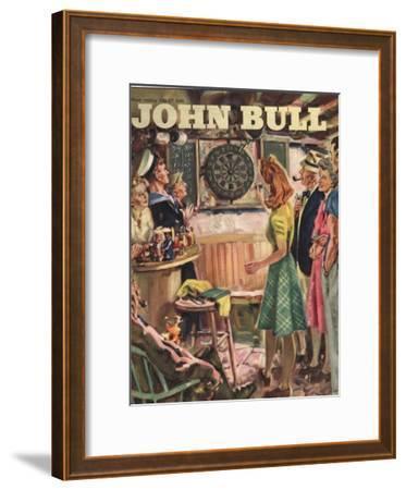 John Bull, Darts Magazine, UK, 1946