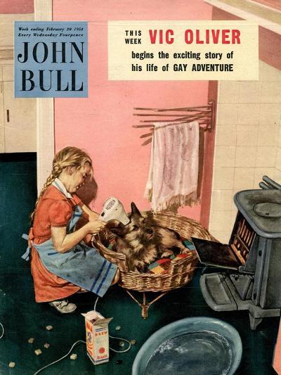 John Bull, Dogs Magazine, UK, 1954--Giclee Print