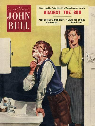 John Bull, Mothers and Sons Bathrooms Magazine, UK, 1955--Giclee Print