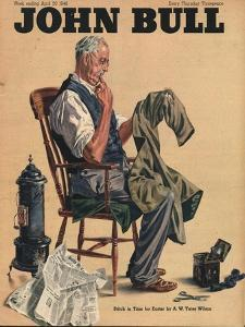 John Bull, Tailors Alterations Magazine, UK, 1946
