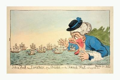 John Bull--Giclee Print
