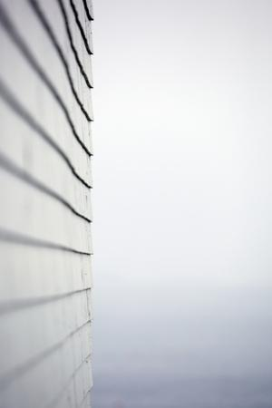 The Exterior Wall of a House by John Burcham