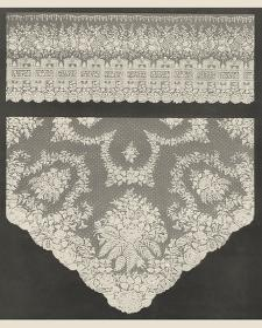 Vintage Lace III by John Burley Waring