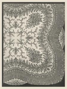 Vintage Lace IV by John Burley Waring