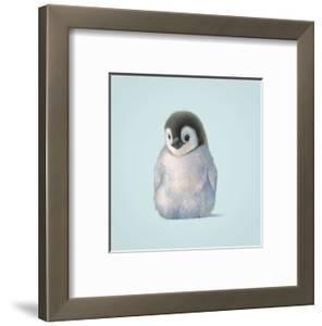 Penguin by John Butler Art