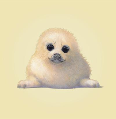 Seal by John Butler Art